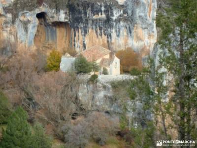 Cañones del Río Lobos y Valderrueda;mochilas trekking fotos picos de europa viajes en agosto